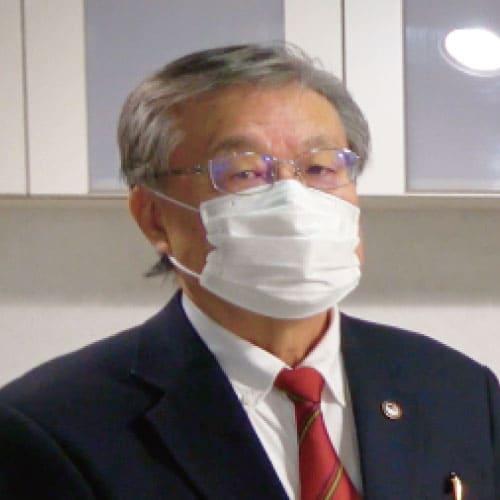 飯田研二氏の写真